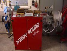 Felgenrichtbank, Felgenrichtmaschine, vollautomatische CNC Felgenreparaturanlage