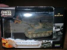 FORCES OF VALOR 85401 1:72 SCALE GERMAN KING TIGER TANK HOLLAND 1944 MINT COND