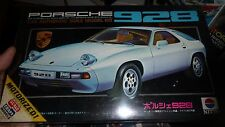 NITTO KAGAKU PORSCHE 928 1/24 Model Car Mountain KIT FS