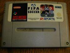 FIFA International Soccer für Super Nintendo SNES