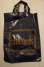 Harrods Shopping Bag  - Made in UK # (By Ulscer)