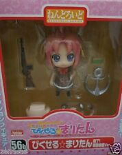 Used Hobby Japan Nendoroid Magical Marine Pixel Maritan Intense Battle Painted