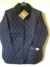 Ladies Barbour Quilted Liddesdale Jacket BLack, Navy, Olive, Red. BNWT RRP 89.95