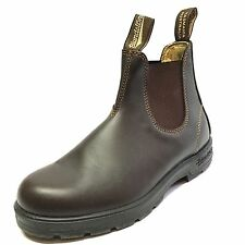 Blundstone 550 Mens Australia Brown Leather Chelsea Ankle Boots Size 6.5 M