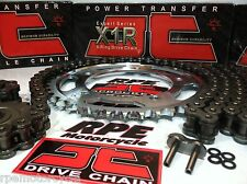 SUZUKI DL1000 V-STROM '02/05 JT 525 X-Ring CHAIN AND SPROCKET KIT *OEM,QA or Fwy
