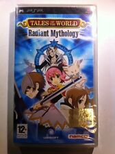 TALES OF THE WORLD RADIANT MYTHOLOGY NUOVO SIGILLATO RARO! VERSIONE ITALIANA PSP