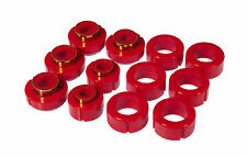 Prothane 82-04 Sonoma S10 S15 Standard Cab 2WD 4WD Body Mount Bushing Red Kit