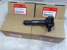 4 GENUINE HONDA ACURA OEM 30520-RNA-A01 DIRECT IGNITION COIL PACK NEW
