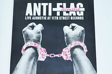 ANTI FLAG -Live Acoustic At 11th Street Records- LP NEU OVP
