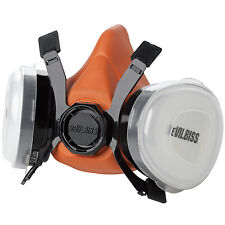 Devilbiss CHAMPION™ Large Disposable Dual Cartridge Respirator OV N95 Auto Paint