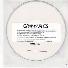 (FS474) Grammatics, Shadow Committee - 2008 DJ CD