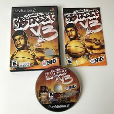 NBA STREET V3 (Sony PlayStation / PS2) COMPLETE! Polished! TESTED! WORKS! 3