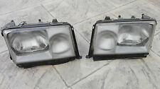 Mercedes W124 260 300 400 E CE 24 D TD Coupe AMG Brabus BOSCH Euro Head Lights