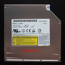 New 12.7mm Panasonic UJ875A Slim slot in 8x CD DVD RW DVDRW SATA Drive Burner