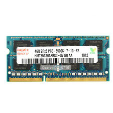 New Hynix 4GB PC3-8500 1066Mhz DDR3-1066 204pin SODIMM Laptop Memory RAM