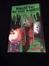 Magnetic Mix Tape Madness  Vhs Lunchmeat Horror Gore Oop