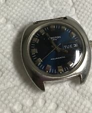 Vintage Men's CROTON Aquamatic Watch