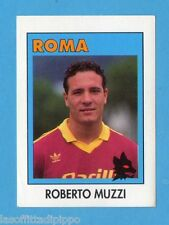 CALCIO FLASH '93-EUROFLASH-Figurina n.267- MUZZI - ROMA -NEW