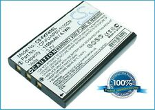 3.7V battery for Falk CP-FU-NP60-1100CM, IBEX 30, IBEX 40, CPF-1035, IBEX Li-ion