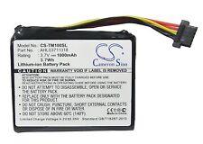 Battery fo TomTom Go 1000, Go 1005, Go Live 1005, 4CS0.002.01, AHL03711018, VF1C