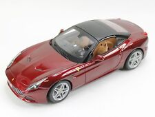 BBurago Signature Series 1/18 Ferrari California T Closed Top Red 16902 Burago