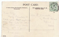Genealogy Postcard - Family History - Worrall - Ilford - Essex  V186