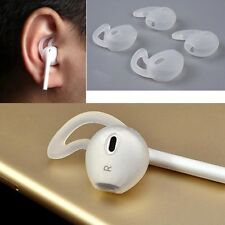 M 1 Pair Silica Gel Earphone Cover Protective Ear Pods for iPhone 7/7 Plus 6/6S