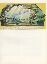 "1976 Vintage SALVADOR DALI ""DAUGHTER OF THE WEST WIND"" COLOR Print Lithograph"