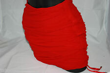 Wolford ~ CRAZY TULLE ~ skirt BNWT Lava Red Medium UK 14/16