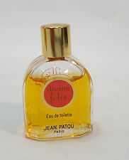 Divine Folie Perfume by Jean Patou ~ 6 ml Mini
