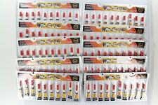 Wholesale Lot of 100X Tubes of 'Cyanoacrylate Adhesive' Special Crazy Super Glue