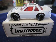 Matchbox ASAP Color Comp Chevy Lumina NASCAR Stock Car Grand Entrance