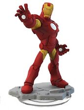 Disney Infinity 2.0 Marvel Super Heroes IRONMAN Character FIGURE ONLY
