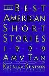 The Best American Short Stories 1999-ExLibrary