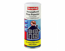 Beaphar ménage poudre antipuces insecticide poudre tapis tapis &