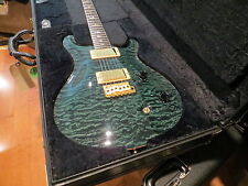 Prs 10th Anniversary Artist Rare  Limited Edition 50/200 Teal Black Quilt 1995