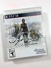 Syberia Complete Collection (Sony PlayStation 3) Brand New Siberia - Small Tear