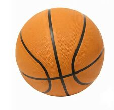 BASKETBALL BALL - SLAM DUNK DESIGN - DEFLATED - SIZE 7 - OUTDOOR USE