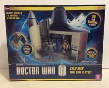 "Doctor Who - Cold War Time Zone Playset - 3.75"" - New In Box"