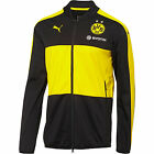 Puma BVB Borussia Dortmund 2016 - 2017 Training Soccer Jacket New Black / Yellow