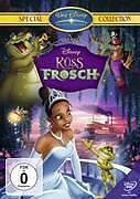 DVD WALT DISNEY - KÜSS DEN FROSCH - SPECIAL COLLECTION ***** NEU *****