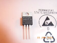 LM317T P+ National Semiconductor, Voltage Regulator, 1.5A, 1.2 to 37V