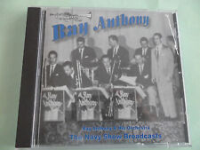 RAY ANTHONY & HIS ORCHESTRA CD - THE NAVY SHOW BROADCASTS