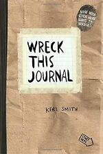 Wreck This Journal Paper bag Expanded Ed.