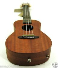 "Concert Electric Ukulele 24"" in Length, Mahogany Body-DC-10E"