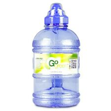1/2 Gallon 64 oz Sports Cap Bottle With Handle Drinking Water Jug BPA Free USA