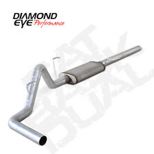 "Diamond Eye 3"" Alum Cat Back Single Exhaust System 04-08 Ford F150 5.4L V8"