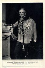 Generalfeldmarschall von Mackensen in Uniform des kuk.Husaren-Regiments c.1917