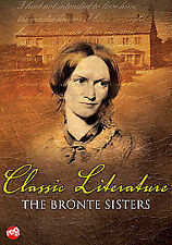 CLASSIC LITERATURE - THE BRONTE SISTERS [5017559109066] NEW DVD