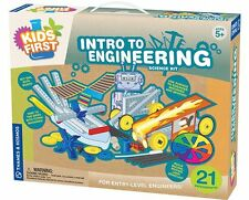 Thames & Kosmos Little Labs: INTRO to ENGINEERING KIT - 25 Science Experiments